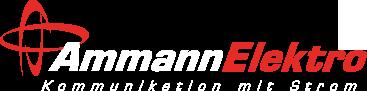 Ammann Elektro Logo